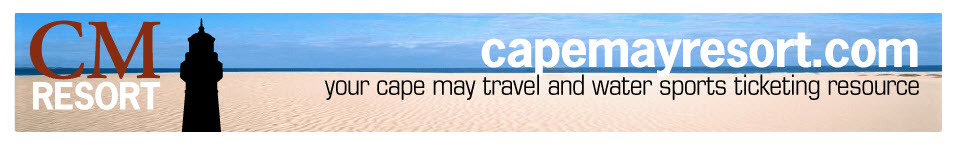 Cape May Resort Events-Excursions