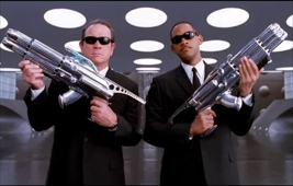 MEN IN BLACK - at the BECU Drive-in Movies at Marymoor Park