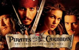 PIRATES OF THE CARIBBEAN: Curse of the Black Pearl - at the BECU Drive-in Movies at Marymoor Park