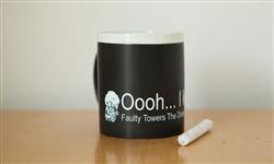 Sybil's 'Oooh... I know' Mug