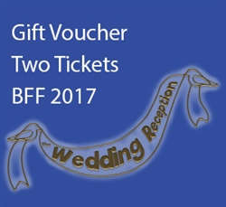 Brighton Fringe Festival: Voucher for 2 tickets for The Wedding Reception