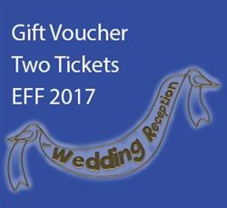 Edinburgh Fringe Festival: Voucher for 2 tickets to The Wedding Reception