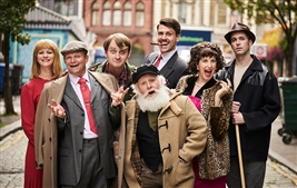 Only Fools The cushty Dining Experience: May-Sep London 2019