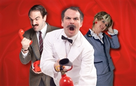 Faulty Towers The Dining Experience at Edinburgh Fringe 2019