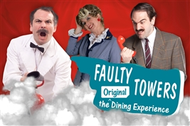 Faulty Towers The Dining Experience in London's West End: Oct-Dec 2020