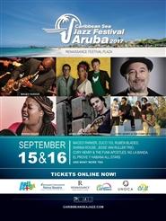Caribbean Sea Jazz Festival Aruba 2017