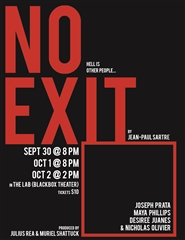 No Exit -- New Dates and Times