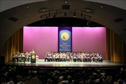 Baccalaureates' and Masters' Awards Ceremony - Political Science