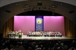 Dept. of Communication Studies 2016-17 Graduation Celebration