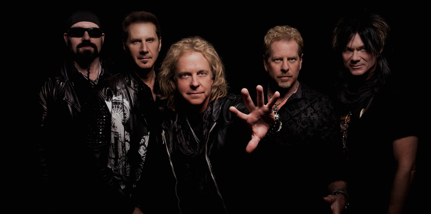 Lincoln-Way Marching Band presents  California Dreamin'      featuring Night Ranger