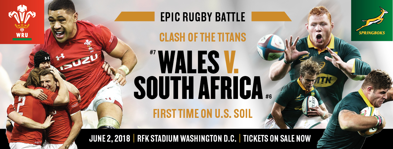Wales Vs S. Africa Tailgate and Parking
