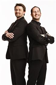 Thomas & Harald julebord