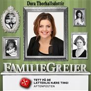 Dora Thorhallsdottir - FAMILIEGREIER