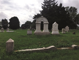 Walking Tour of Eastern Cemetery