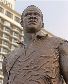 The Sculptures of Ed Hamilton
