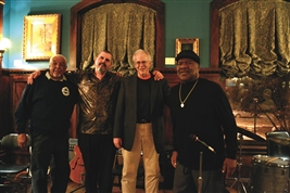 Blues Night with the 10th Street Blues Band