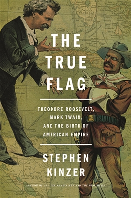 Gertrude Polk Brown Lecture Series: The True Flag by Stephen Kinzer