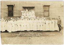 """We felt like true soldiers"": Kentucky Catholic sister-nurses in the 1918 flu pandemic"