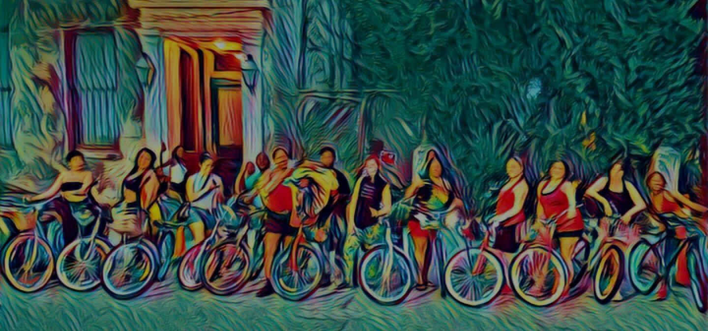 Bike Tour NOLA